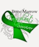 Survivor - Bone Marrow Transplant Tshirt