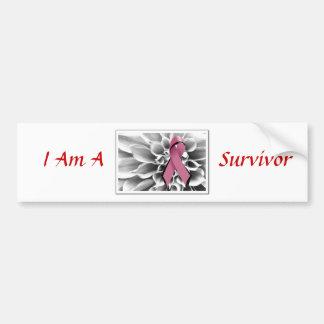 Survivor Bumper Sticker Car Bumper Sticker
