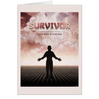 Survivor Card