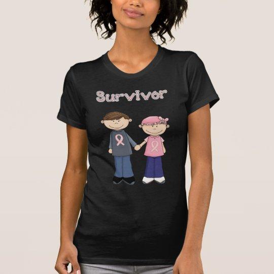 Survivor Cartoon T-Shirt