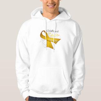 Survivor - Childhood Cancer Hoody