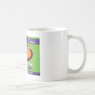 Survivor coffee mug-Show announcement