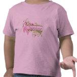 Survivor Floral Pink T Shirt