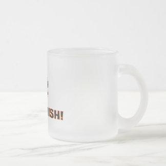Survivor Frosted Mug