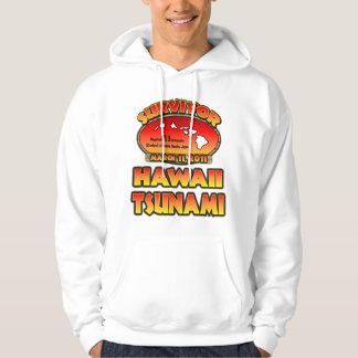 Survivor - Hawaii Tsunami Hoodie