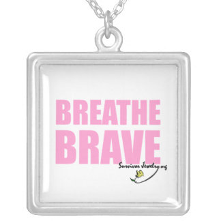 Survivor Jewelry - Breathe Brave