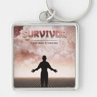 Survivor Key Chain