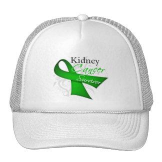 Survivor - Kidney Cancer Trucker Hats