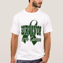 SURVIVOR LIVER CANCER T-Shirt