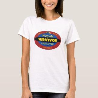 Survivor Mayan Apocalypse 2012 T-Shirt