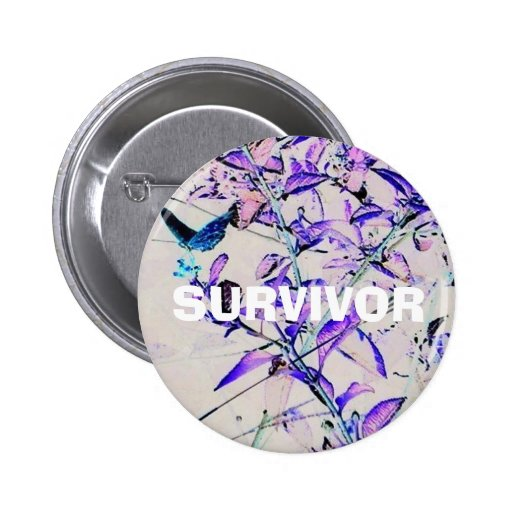 SURVIVOR (Mod Butterfly Style) BUTTON