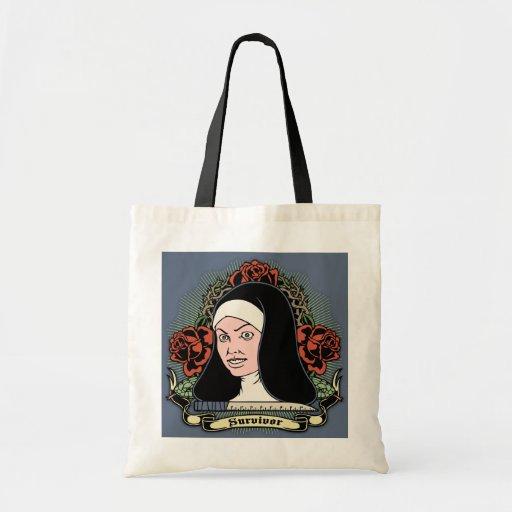 Survivor Nun Bags