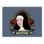 Survivor Nun Postcard