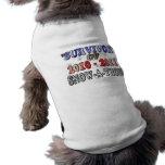 Survivor of 2010-2011Snow-A-Thon Doggie Tee Shirt