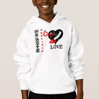 Survivor of Goju LOVE Hoodie