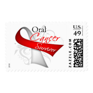 Survivor - Oral Cancer Stamps