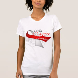 Survivor - Oral Cancer Tshirt