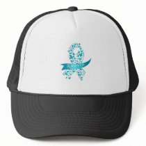 Survivor Ovarian Cancer Awareness Trucker Hat