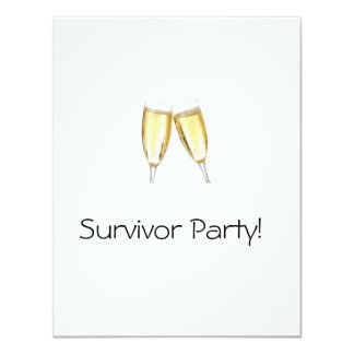 Survivor Party Card