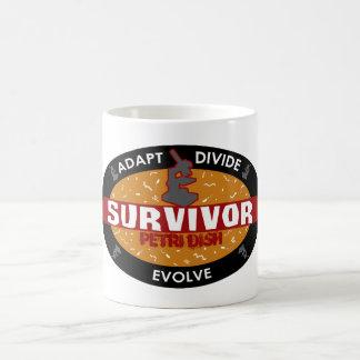 Survivor Petri Dish Coffee Mug