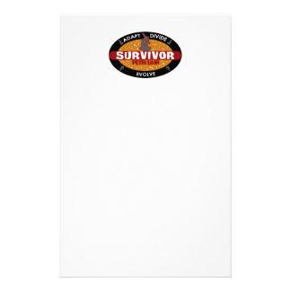 Survivor Petri Dish Stationery