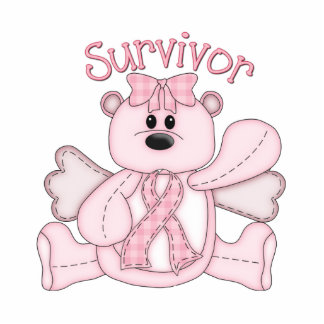 Survivor (pink bear) statuette