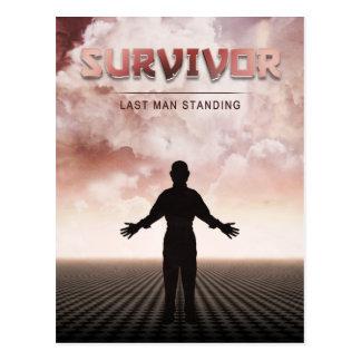 Survivor Postcard