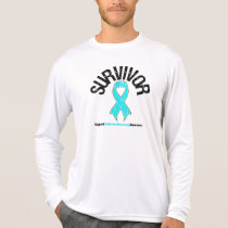 SURVIVOR Ribbon Addiction Recovery Shirt