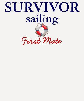 Survivor sailing shirt