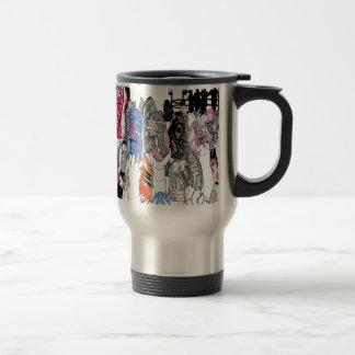 Survivor Salute Coffee Mug