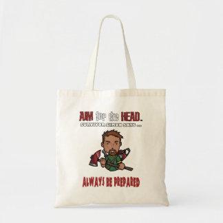 Survivor Simon says ... Always Be Prepared Tote Bag
