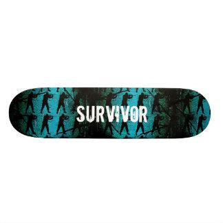 Survivor Skateboard Deck