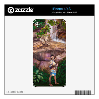 Survivor Skins For The iPhone 4S