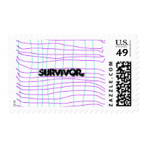 """Survivor."" Stamp"