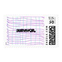 """""""Survivor."""" Stamp"""