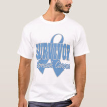SURVIVOR STOMACH CANCER T-Shirt