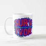 Survivor - Suburban Evolution Coffee Mugs