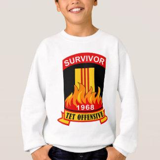 Survivor - Tet Offensive - 1968 Sweatshirt