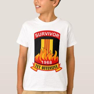 Survivor - Tet Offensive - 1968 T-Shirt