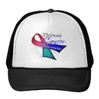 Survivor - Thyroid Cancer Mesh Hat