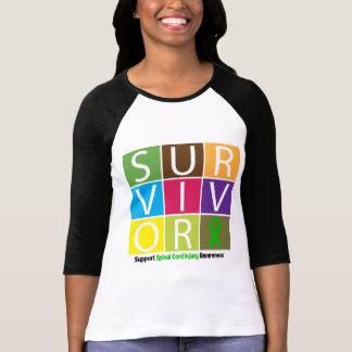 * Survivor Tile Spinal Cord Injury Shirt