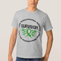 Survivor Traumatic Brain Injury T Shirts
