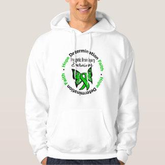 Survivor Traumatic Brain Injury v2 Hooded Sweatshirt