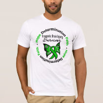Survivor Traumatic Brain Injury v2 T-Shirt