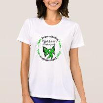 Survivor Traumatic Brain Injury v2 T-shirt