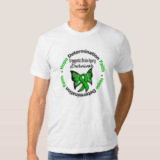 Survivor Traumatic Brain Injury v2 T Shirt