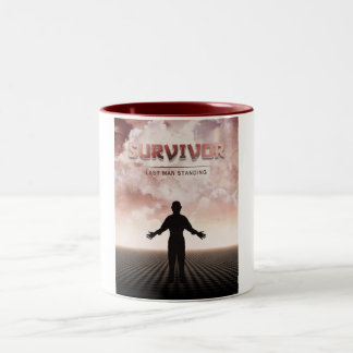 Survivor Two-Tone Coffee Mug