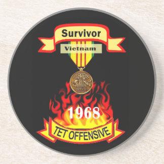 Survivor Vietnam Tet Offensive Coaster
