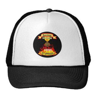 Survivor Vietnam Tet Offensive Hat