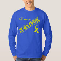 Survivor - Yellow Ribbon T-Shirt
